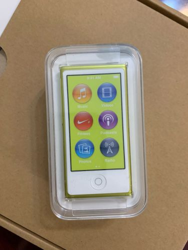 NEW Ipod nano 16gb Latest TOUCH