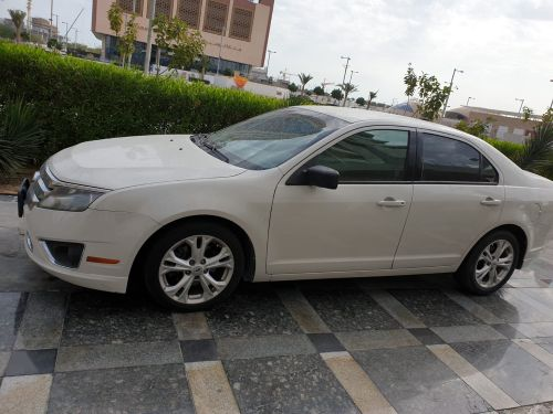 Ford Fusion 2011 Automatic