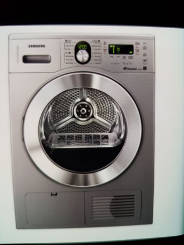 Drier Samsung ..  5 month used