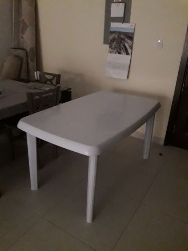 plastic big table for sale
