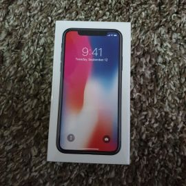 iPhone X 64 GB new never used or opened