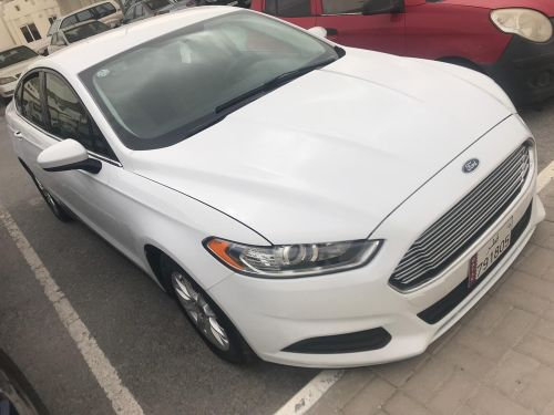 Ford Fusion like new 2016