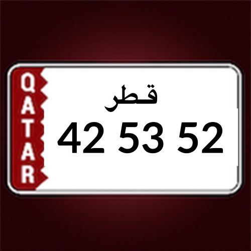 Special number 42 53 52