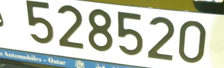 special 6 digits