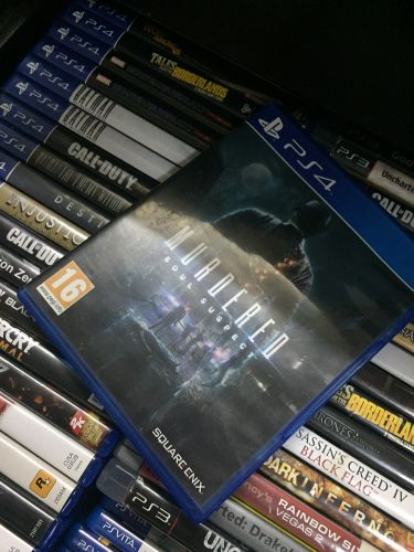 MURDERED: Soul Suspect / Ps4
