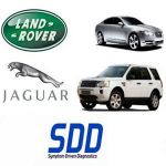 Land Rover Jaguar ECU programming