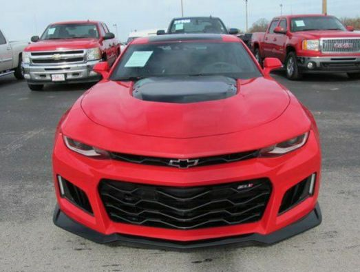 Used 2019 Chevrolet Camaro ZL1