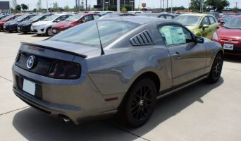 Looking for V6 Mustang GCC