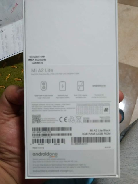 redmi a 2 light