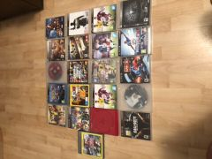 PS3 with 21 games