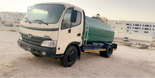 Hino tanker for sale