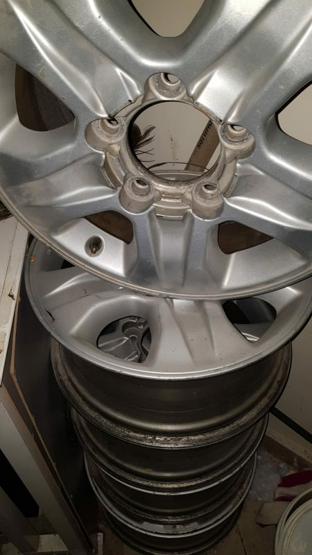 land cruiser rims/sale