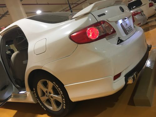 Corolla for sale or exchange