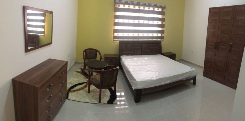 1 bhk  and 3 bhk furnished wukair