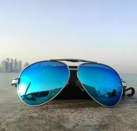 Mercedes-Benz Polarised sunglasses blue