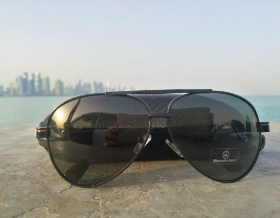 Mercedes-Benz Polarised sunglasses black