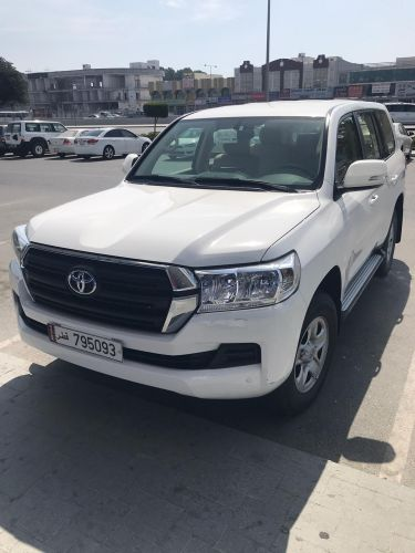 2017 GX land cruiser for sale بيع