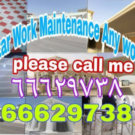 All Types Of Maintenance Work  * Kitche