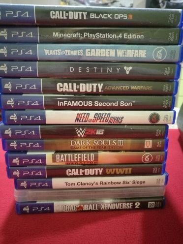 15 Ps4 Games