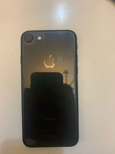 IPHONE 7 256GB MATT BLACK