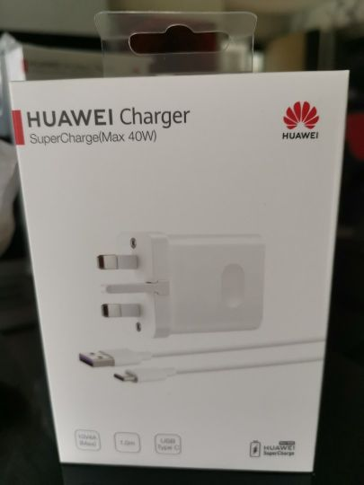 HUAWEI SUPER CHARGER 40w