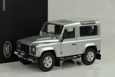 1:18 2007 land rover model