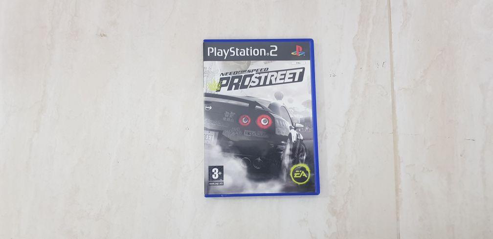 PS2 Game- NFS Pro