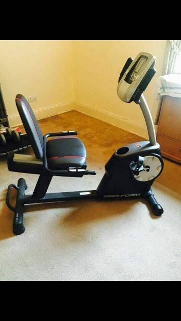 Proform 425 zlx exercise bike