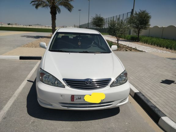 Toyota Camry 2004 model Mind condition