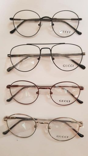 SPECTACLE FRAMES, SUNGLASSES.