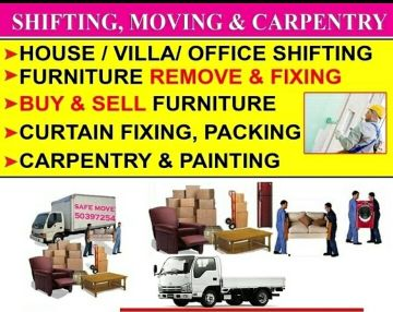 Room Office Furniture Shifting