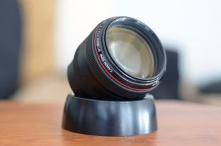 Canon 85m 1.2 mark 2