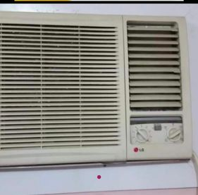 window good ac for sale please call me