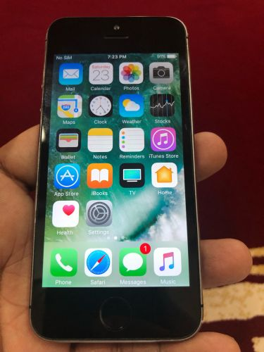 iPhone 5s 16 GB Black