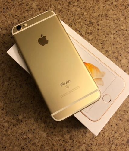 Iphone 6s 16gb with Box