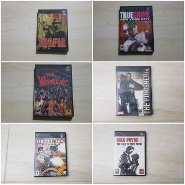 PS2 Games Collection, Sales Price