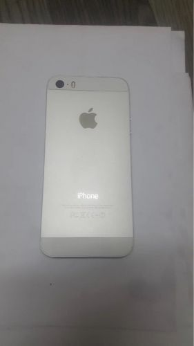 I phone 5s silver