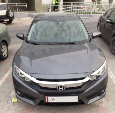 Honda Civic 2017 LXIG