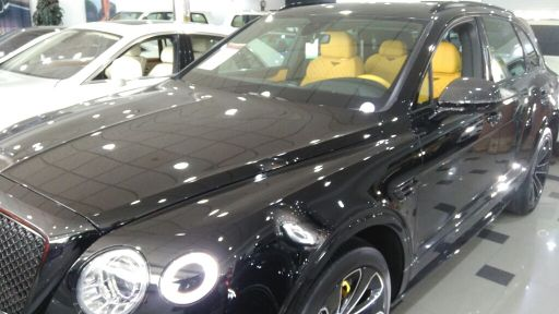 بنتلي بينتايجا Bentley Bentayga Mulline