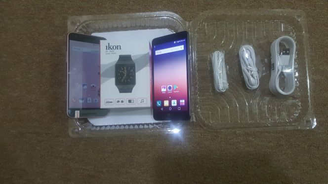 LG U Plus & X 9 with gift mobile wach
