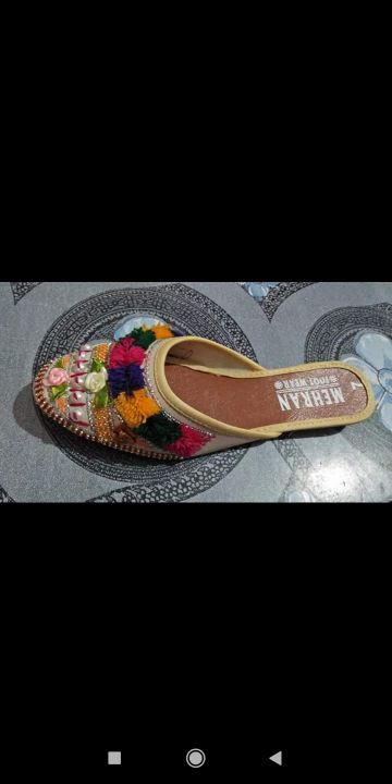 Girls slipper 5