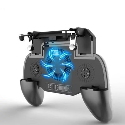 SR Gamepad with Cooling Fan Power Bank-