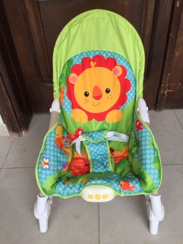 Fisher price bed for sale