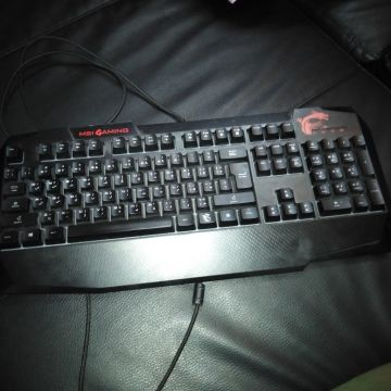 msi gaming keyboard