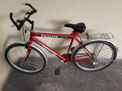 Biycycle 26 inch Red Colour new cycle
