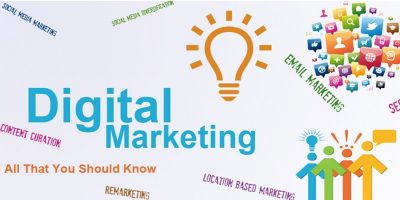 Digital marketing services and web