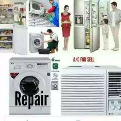 WASHING MACHINE AC FRIDGE SERVICE REPAIR