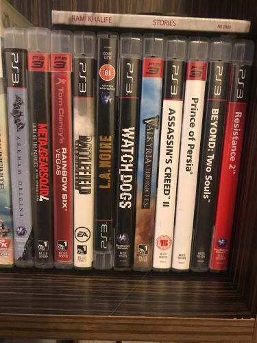 PlayStation 3 Games PS3