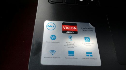 Dell Inspiron 15 core i7