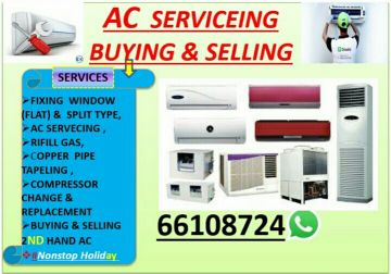 AC Fixing Servicing n Maintenance